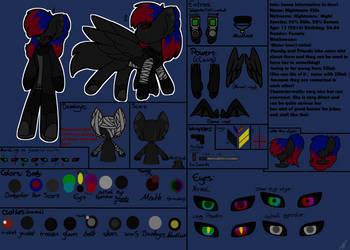 Nightmare Xlife [ref(part 1/3)] by NightmareLp4Life