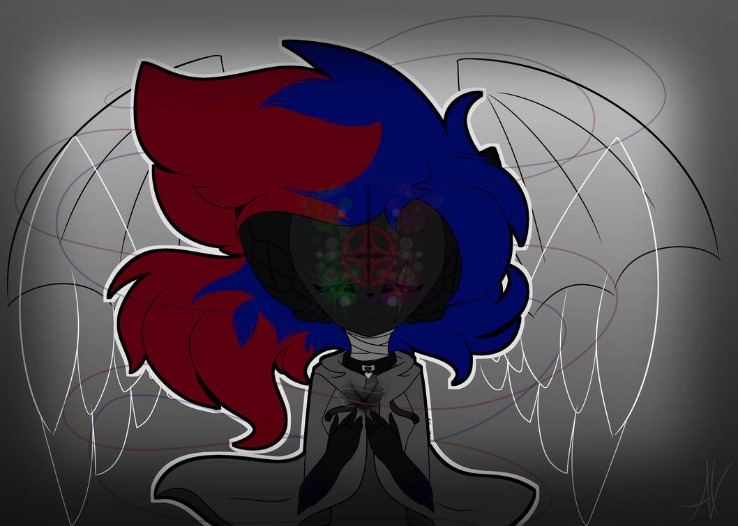 Angel Demon by NightmareLp4Life