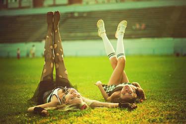 Wildfox. Summer at stadium by sirbion