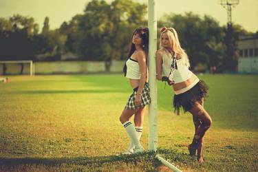 Wildfox. Summer at stadium 2 by sirbion