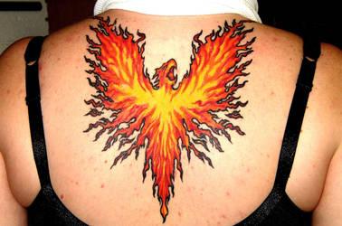 phoenix by dv8nathan