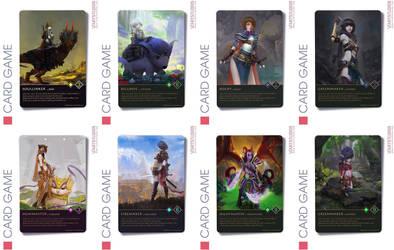 Cardgame by VIARTStudios
