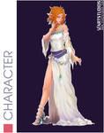 Character Oc 42 by VIARTStudios