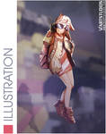 Anime Char. by VIARTStudios