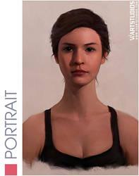Portrait 13 by VIARTStudios