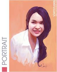 Portrait 10 by VIARTStudios