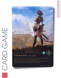 Cardgame A 07 by VIARTStudios