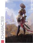 Character #C by VIARTStudios