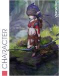 Character #D by VIARTStudios