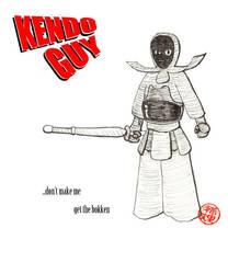 Kendo Guy by RurouniBen