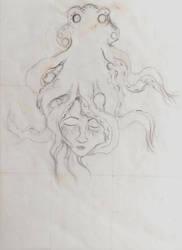 Octopus Hair by Wishfuladventurer