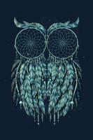 Owl Dream by qetza
