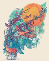 Spring Dream by qetza