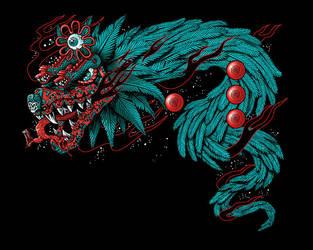 Quetzalcoatl II by qetza