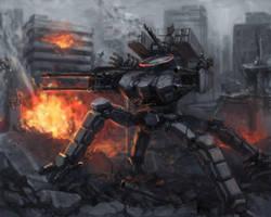 Urban Warfare by yutori-custom