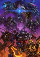 Transformers: ROTF by yutori-custom
