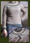 Sweater!! by sentienttree