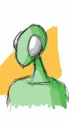 Salient Space Bug. by cyxodus