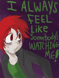 XS: I Always Feel Like by numbah3