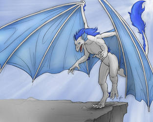 - Rooth Dragon - by notveryathletic