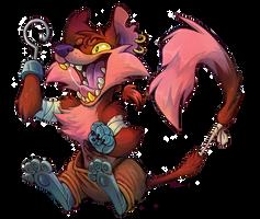 FNAF - Foxymeep by miikanism