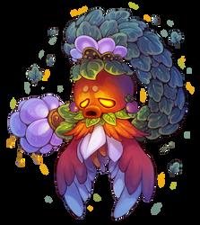 Zelda - Deku Princess by miikanism