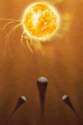 Feel the Heat by alwahied