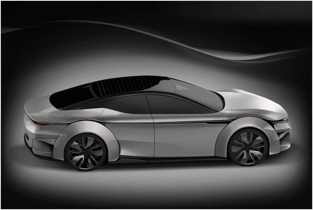 Tesla Model S or Model S Killer? side by DejanHristov