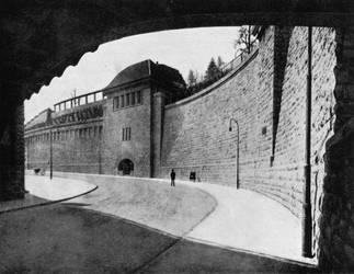 Futtermauer am Johannisberg Bielefeld by Risen-From-The-Ruins
