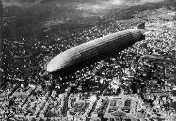 Bielefeld Zeppelin Kesselbrink by Risen-From-The-Ruins
