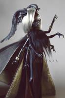 Wydowna Moth by melenka