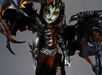 Neltharion Deathwing, World of Warcraft by melenka