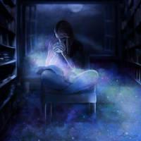 The Library by Elluna