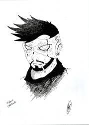 Fabio Catena [MdM] FanArt by DMXIII