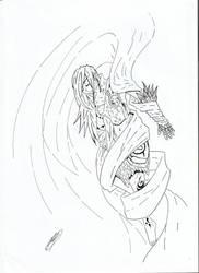 Flying Angel by DMXIII