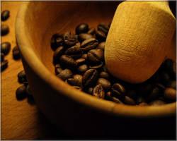 Coffee beauty by Selina-Vigu