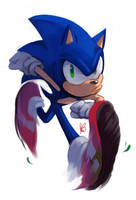 sonic by BBrangka