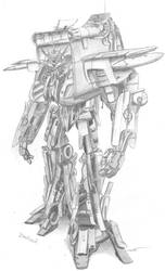 Transformers Blackout 2007 by Meverix
