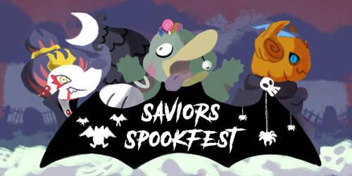 [PKMN-S] Saviors Spookfest 2018 by chicoARTS