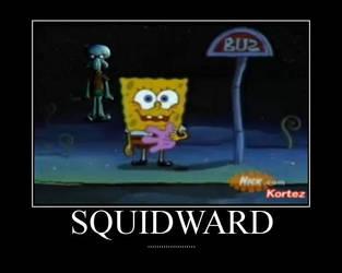Squidward by Dotman4114
