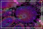 Apple Abstract 2 by CharmaineZoe