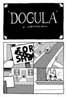 Dogula, page 1 by Gothology