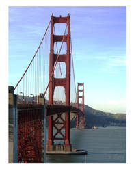 The Golden Gate by gnatcage