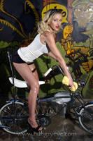 Chica's Bike Wash by HungryEye