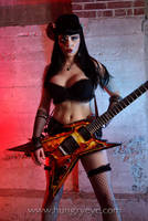 Rebel Rock by HungryEye