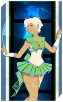 SSX Card: Shining Chalcedony Mudpuppy by rennegades