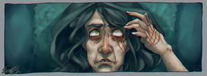 The blind eye by EmBBu-chan