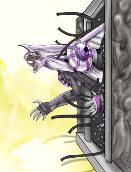 Palkia of the Gate by Rodentruler