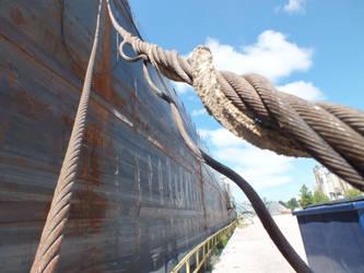 Ship Ropes 3 by Blargofdoom-Stock