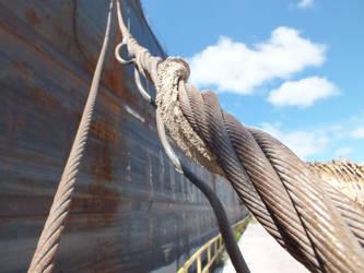 Ship Ropes 2 by Blargofdoom-Stock